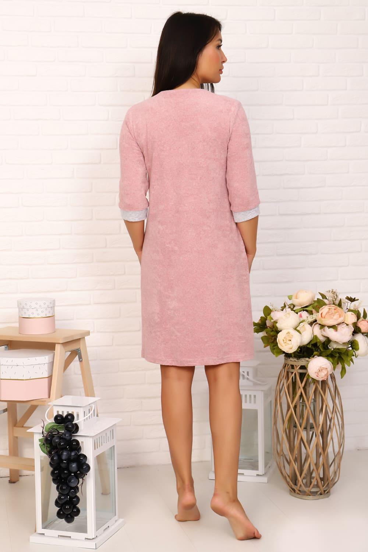 Махровый модный халат Natali