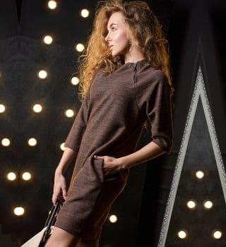 Молодежное платье Natali