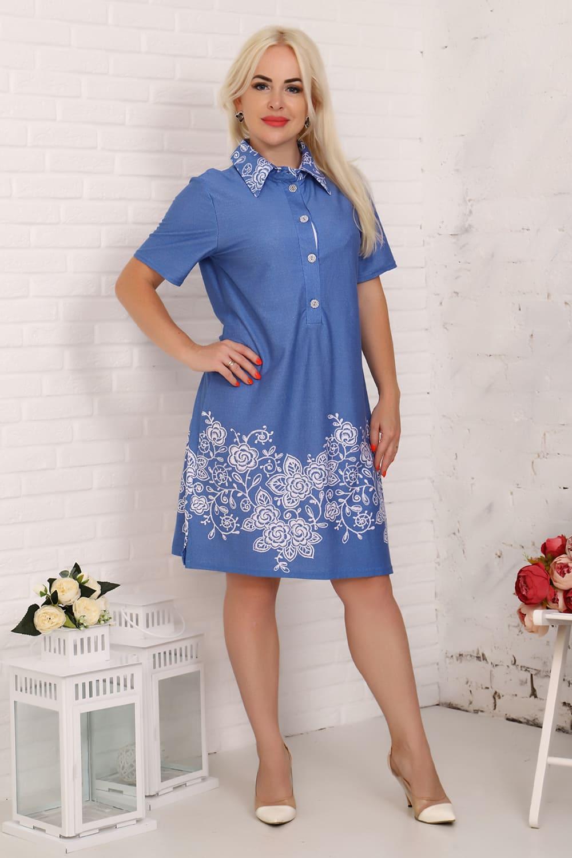 хлопковое платье женское
