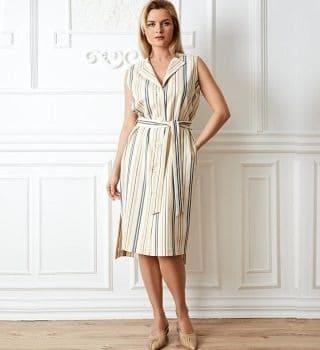 Платье рубашка РА20 16