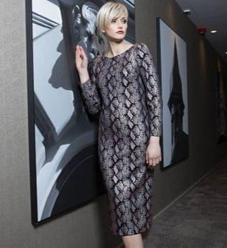 Модное платье Flaibach 182F0