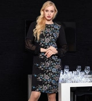 Платье вечерние Top Design PB9 41