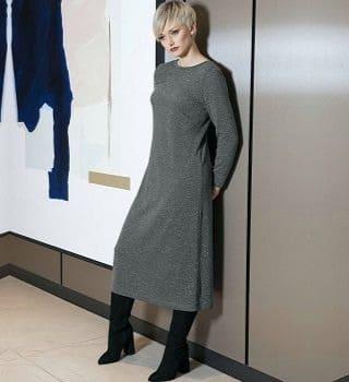 Стильное платье Flaibach 061F0