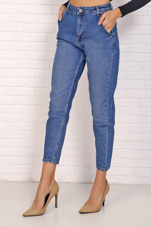 Светло голубые джинсы женские Natali
