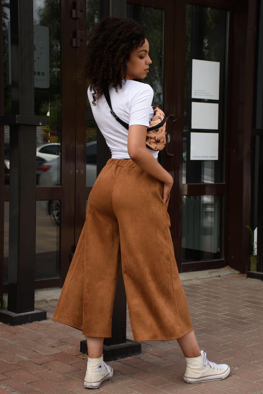 брюки кюлоты