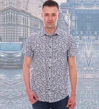Модная рубашка мужская Berchelli