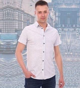 Рубашка с коротким рукавом Berchelli