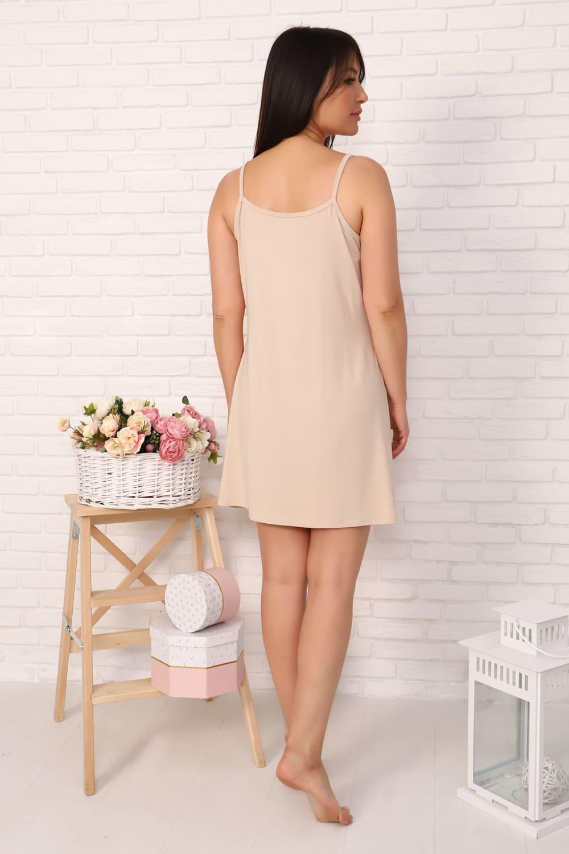 Сорочка под платье из вискозы Natali