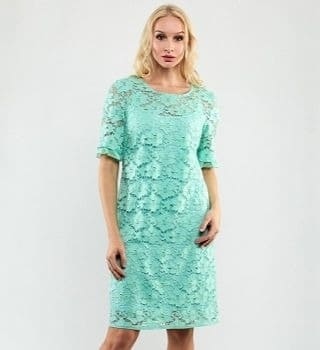 Летние красивое платье TopDesign PA9 64