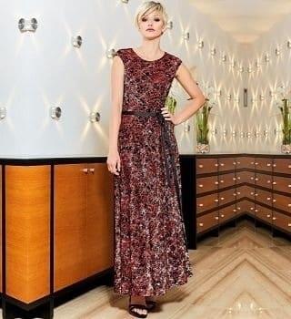 Длинное летнее платье Flaibach 159S20