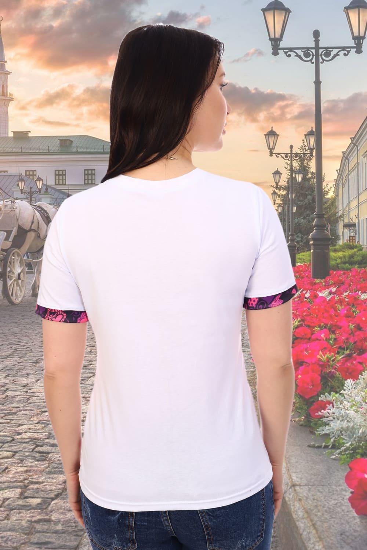 Красивая футболка с принтом Natali
