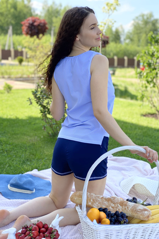 Летний набор  с шортами Natali
