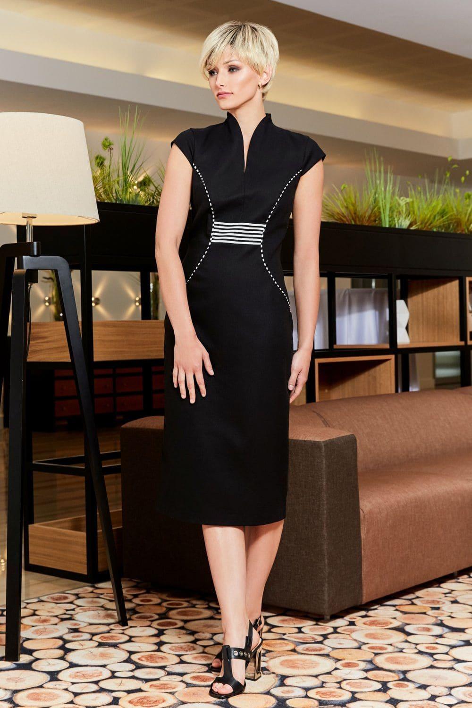 платье стильное