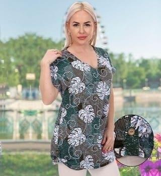 Женская свободная туника Natali