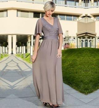 Длинное платье в пол Flaibach 184S20