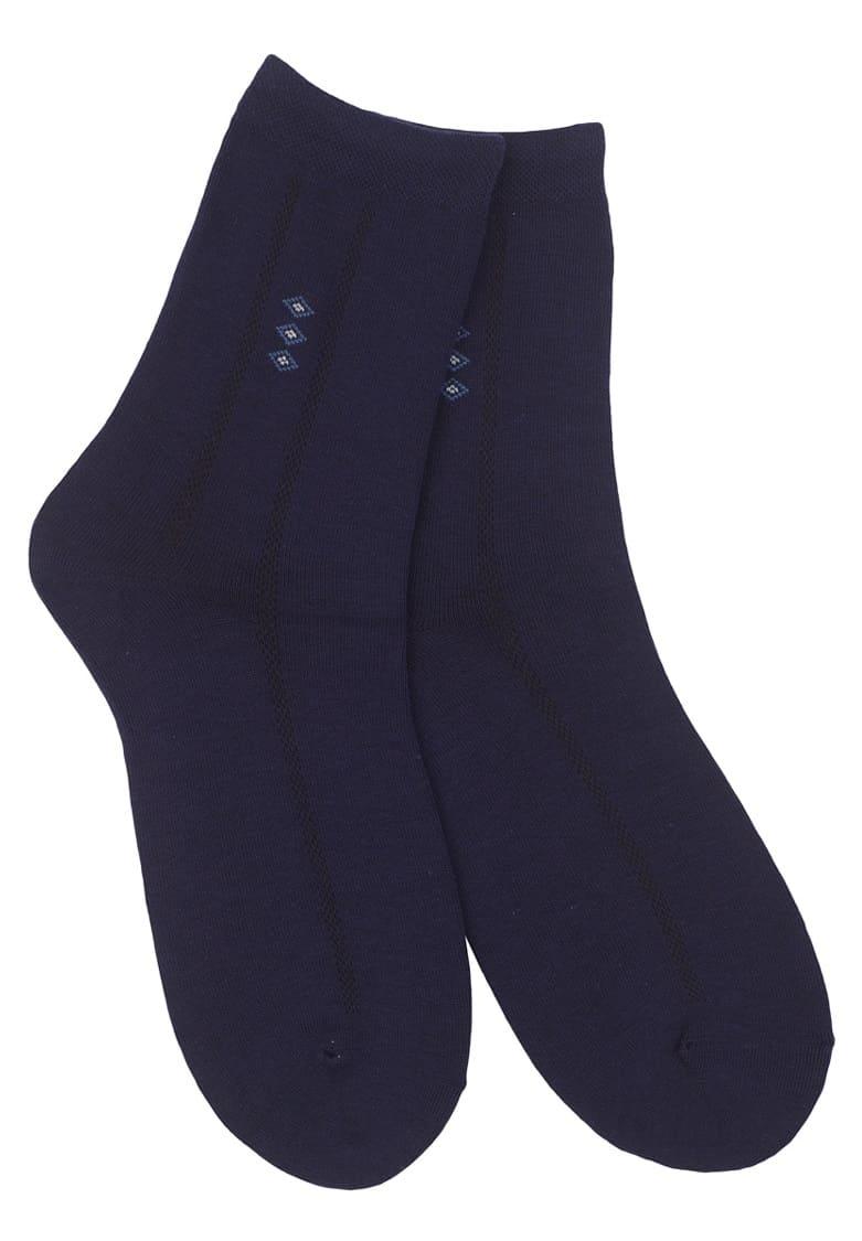 темно-синие мужские носки
