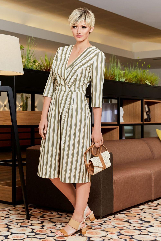 Эффектное платье Flaibach 147S20