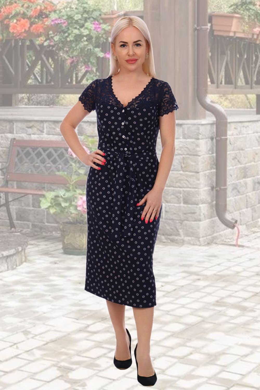 женское платье из крепа