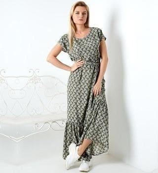 Женское платье на лето Top Design А20 049