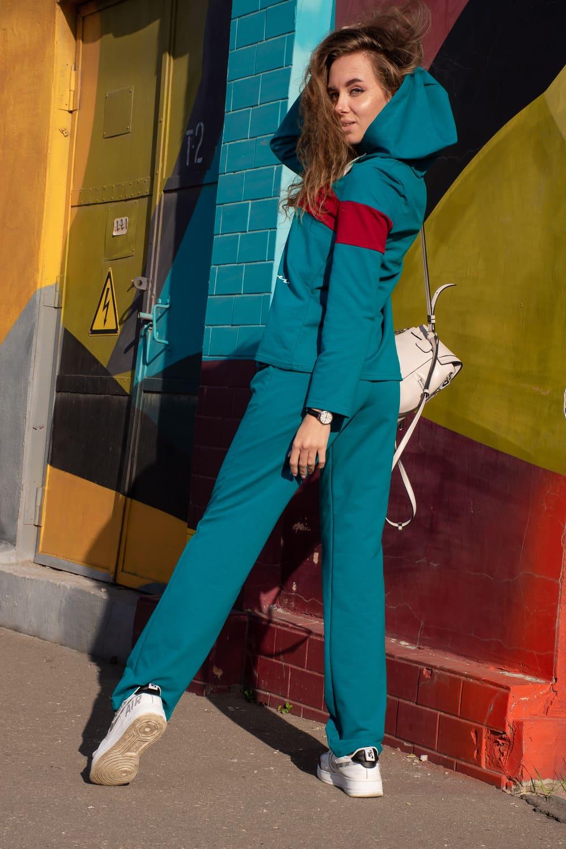 Cтильный спортивный костюм дамский  Natali