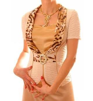 Эффектная женская блузка 0150