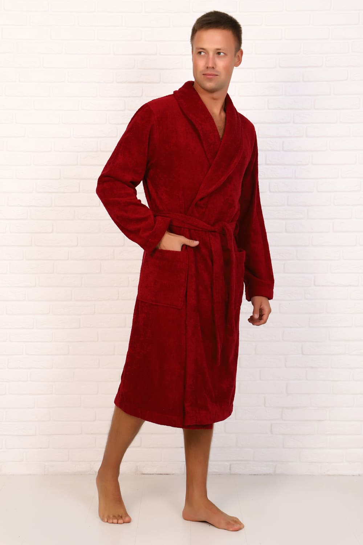 махровый халат мужской