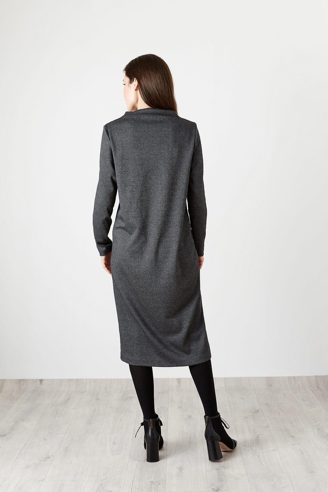 Деловое платье Top Design B20 013