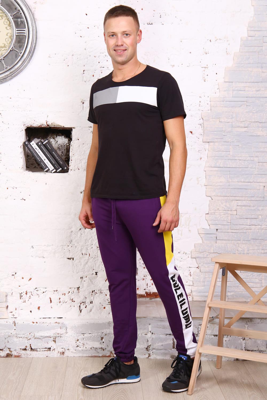 фиолетовые спортивные штаны