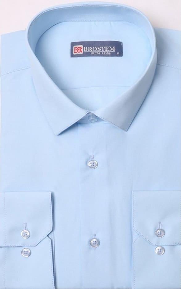 офисная мужская рубашка