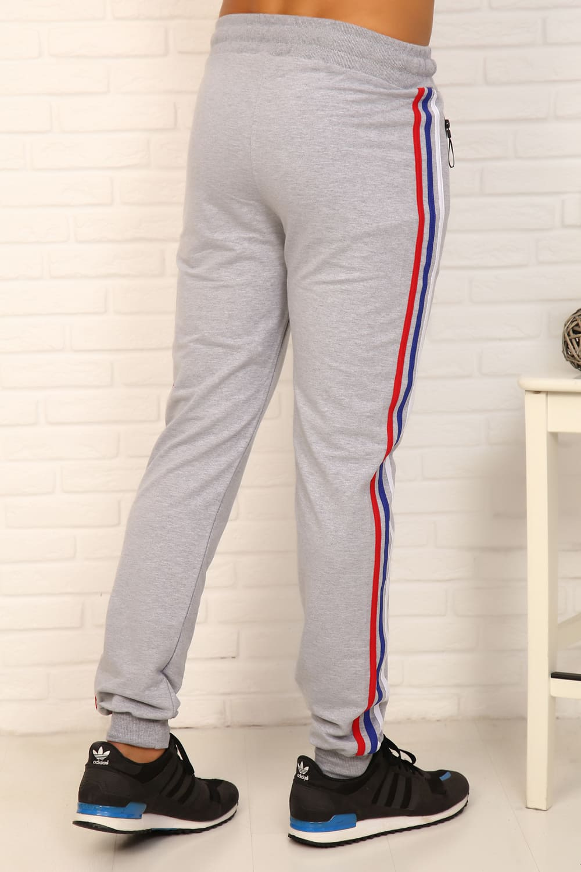 Серые спортивные штаны Berchelli 4928