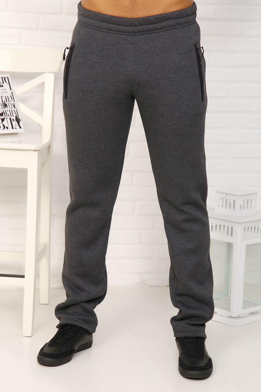 штаны из футера мужские