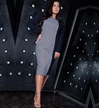 Стильное платье женское Natali