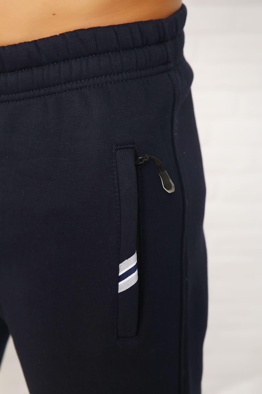 Теплые штаны с карманами на молнии Berchelli 22126
