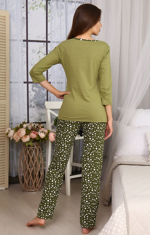 Пижама с брюками N5949