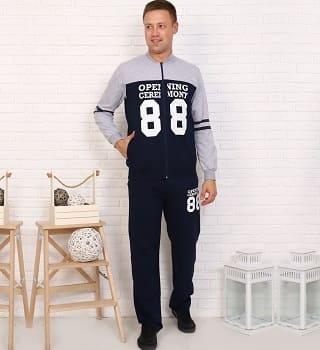 Спортивный костюм с цифрой 88 Berchelli 4930