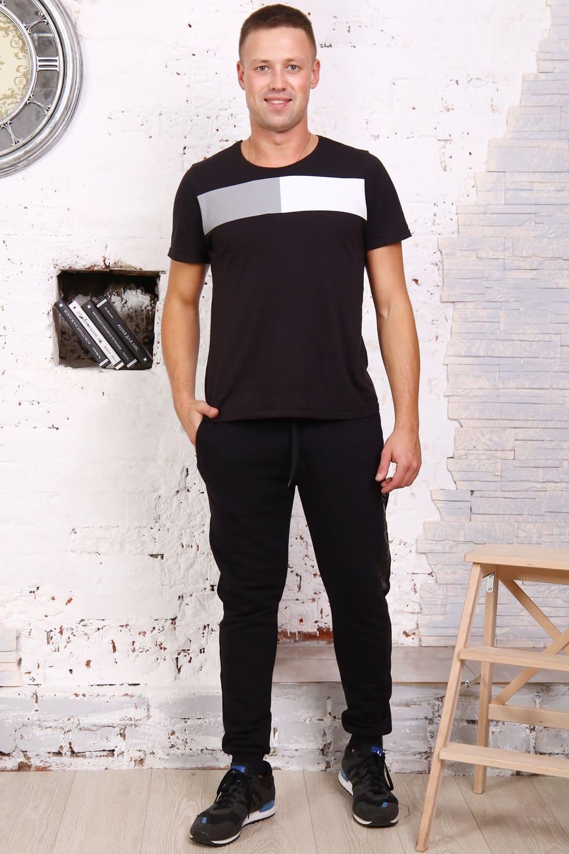 Теплые спортивные брюки B26506