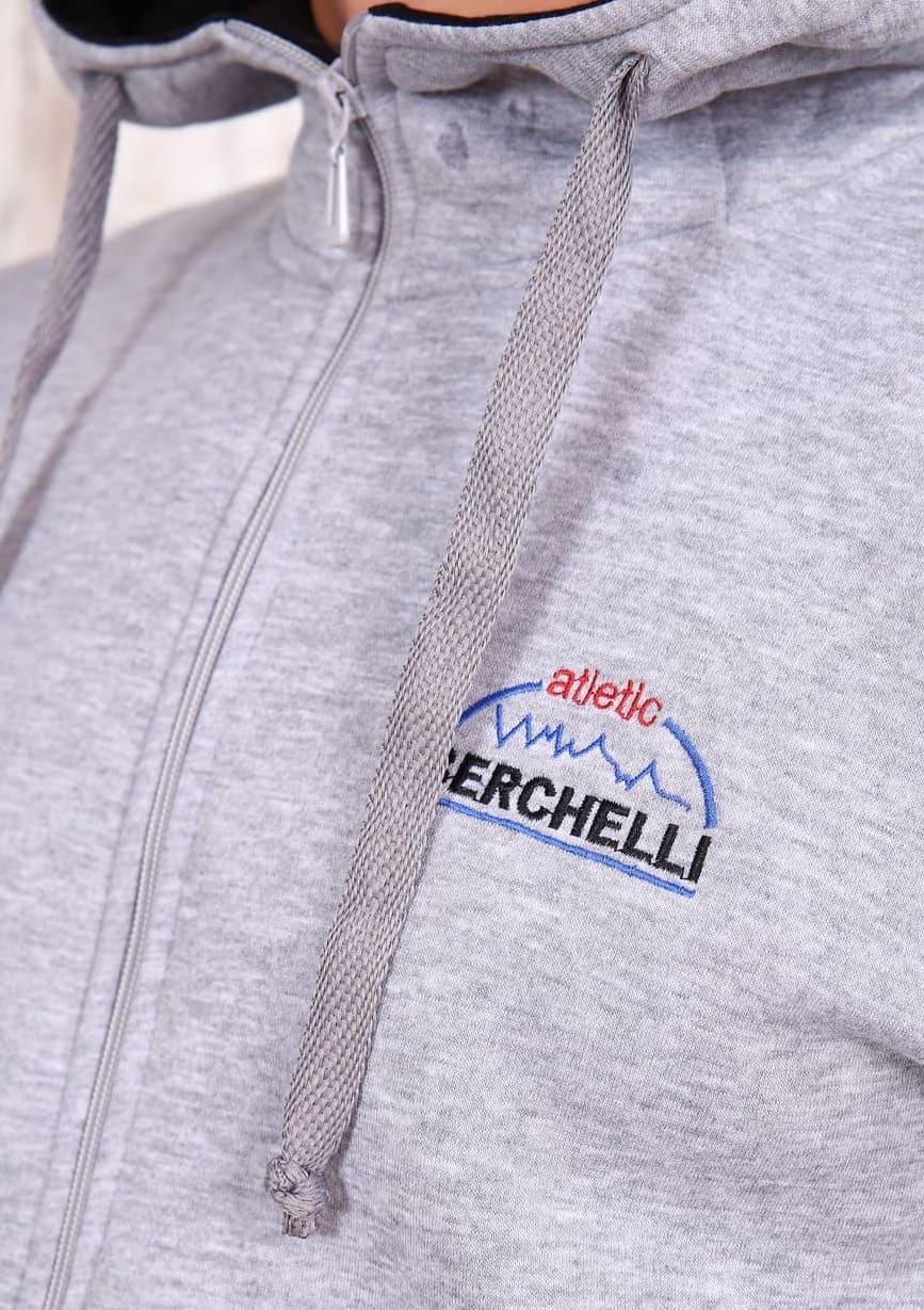 Теплый костюм мужской на молнии Berchelli 5947