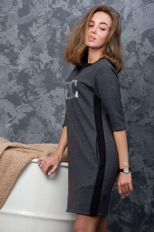 Уютное платье для женщины  N24802
