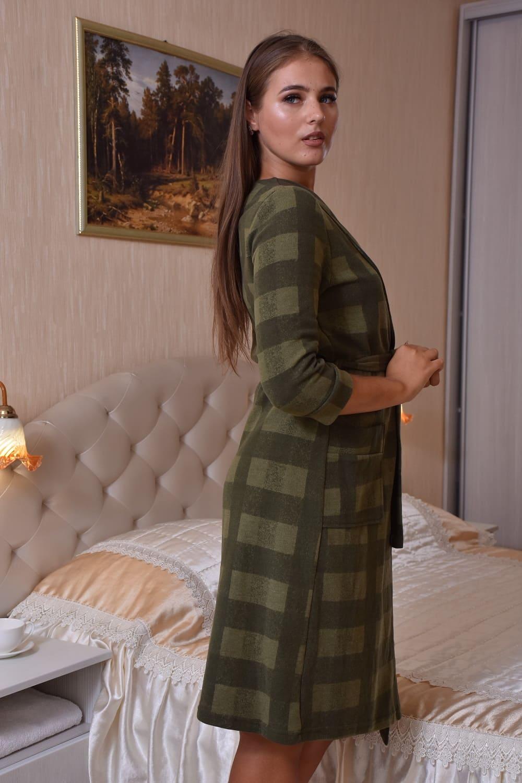 Домашний халат 3651