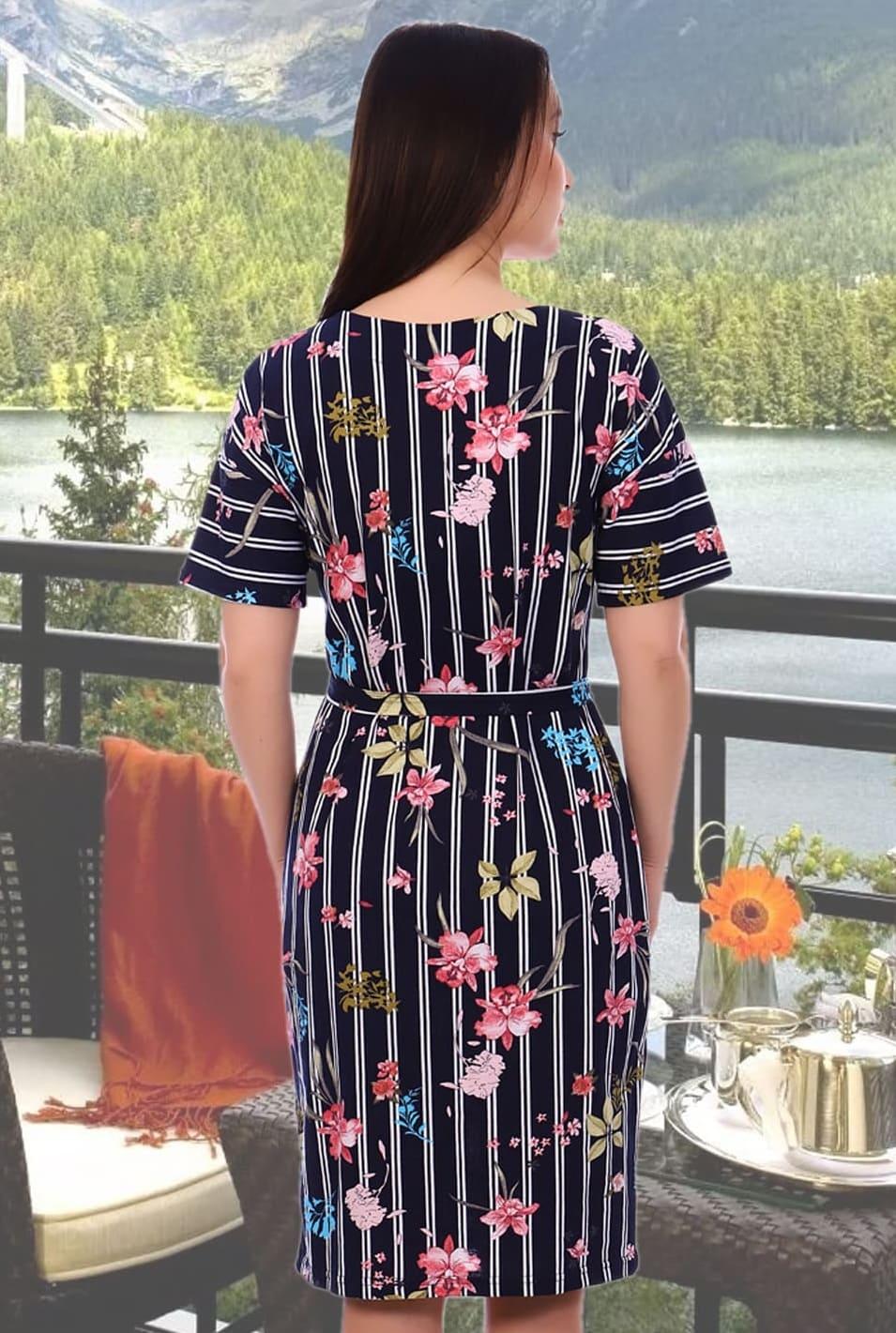 Платье ежедневное  N6845