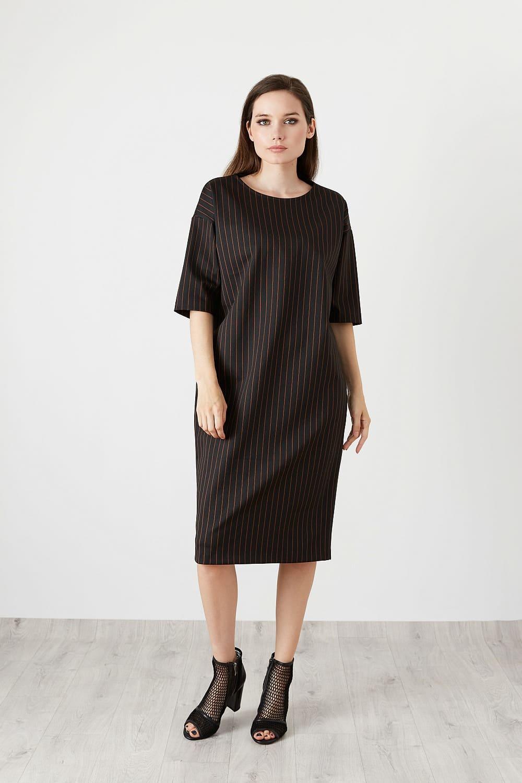 Стильное женское платье Top Design В20 060