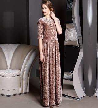 Шикарное длинное платье Flaibach 127W7