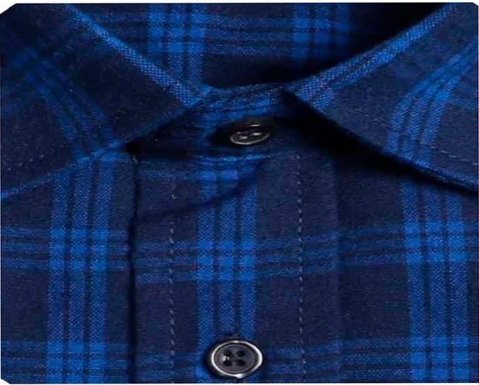 Рубашка мужская с длинным рукавом Brostem KA6052