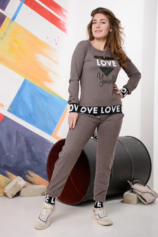 Женский костюм с брюками 25621