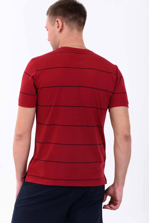 Красная футболка Berchelli 16035