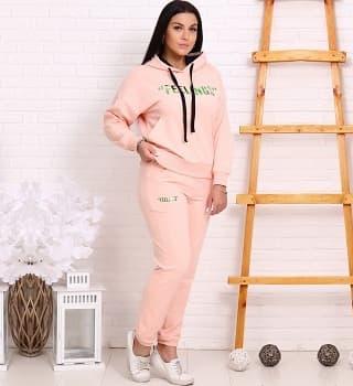 Недорогой спортивный костюм женский 4942