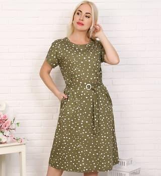 Женское платье 6934