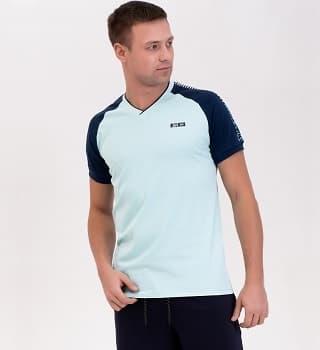 Спортивная футболка с коротким рукавом 16022