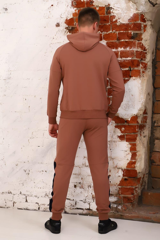 Спортивный мужской костюм с капюшоном Berchelli 16542