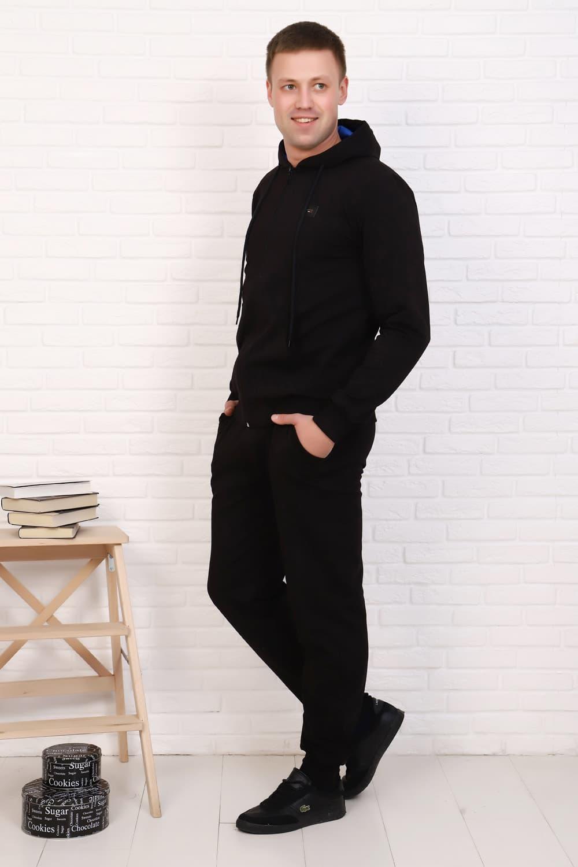 Черный спортивный костюм Berchelli 5974